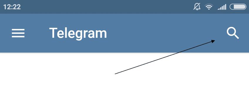 Восстановить доступ через Telegram